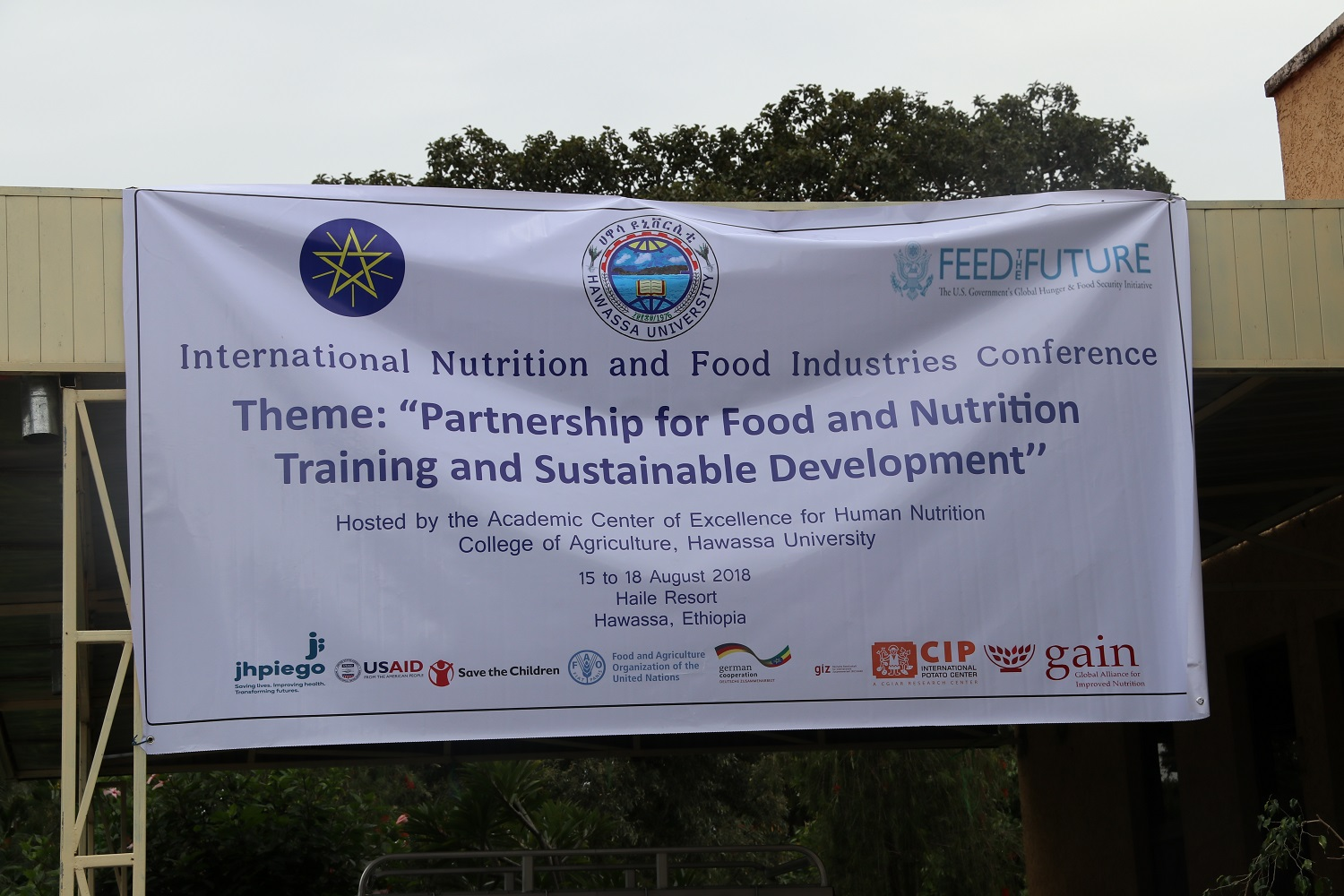 International Nutrition and Food Industries Conference in